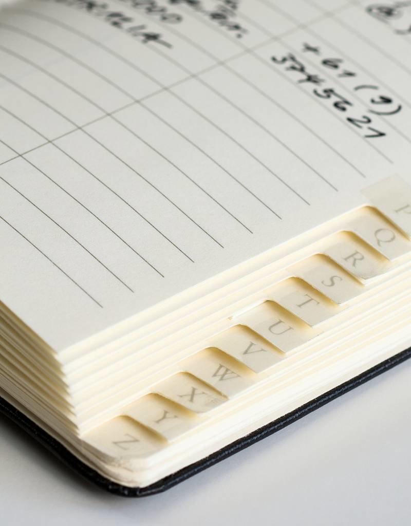 LEUCHTTURM1917 LEUCHTTURM1917 ADDRESS BOOK POCKET