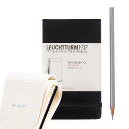 LEUCHTTURM1917 Leuchtturm1917 Reporter Notepad Pocket (A6)