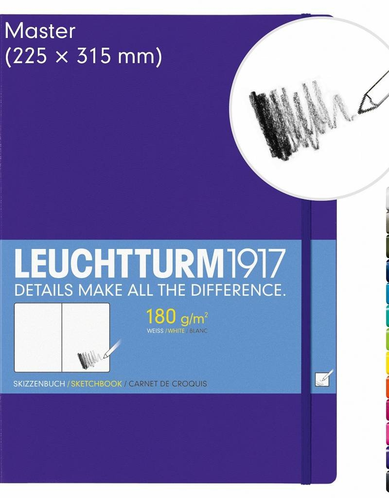 LEUCHTTURM LEUCHTTURM1917 SKETCHBOOK MASTER