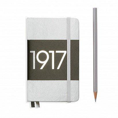 LEUCHTTURM LEUCHTTURM1917 METALLIC EDITION POCKET NOTEBOOK