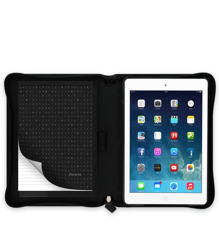 FILOFAX FILOFAX PENNYBRIDGE IPAD AIR CASE