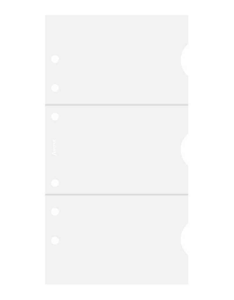 FILOFAX FILOFAX CREDIT CARD HOLDER PERSONAL