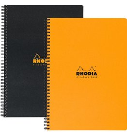 RHODIA RHODIA 4 COLOR BOOK