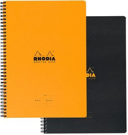 RHODIA RHODIA MEETING BOOK A4