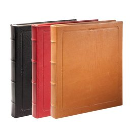 """GRAPHIC IMAGE GRAPHIC IMAGE 11"""" HARDCOVER JOURNAL TRADITIONAL LEATHER"""