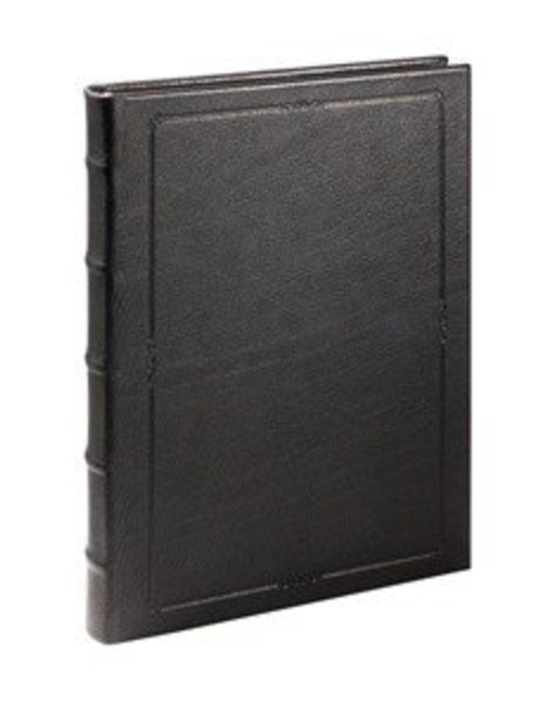 "GRAPHIC IMAGE GRAPHIC IMAGE  9"" HARDCOVER JOURNAL TRADITIONAL LEATHER"