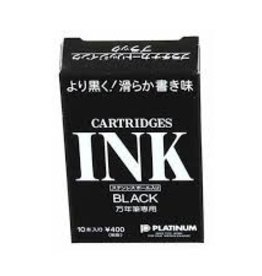 PLATINUM PLATINUM INK CARTRIDGES BLACK