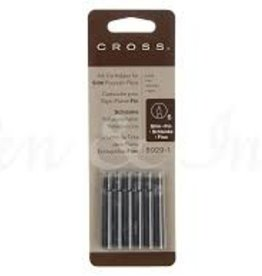 A. T. CROSS A. T. CROSS SLIM INK CARTRIDGES BLACK