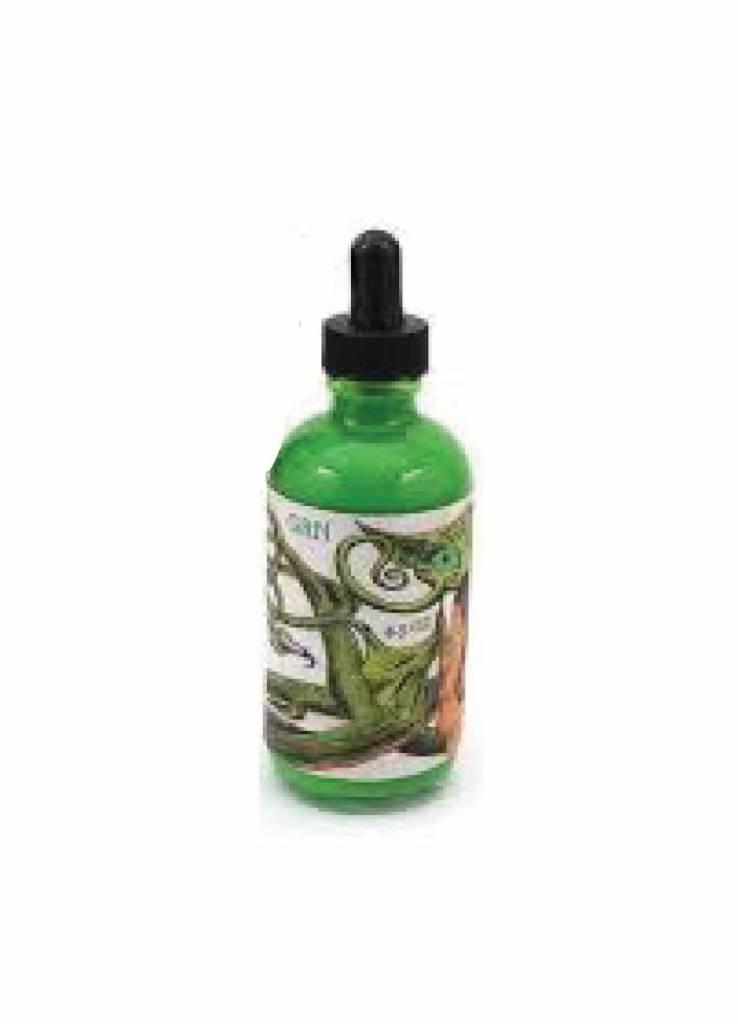 NOODLER'S NOODLER'S BOTTLED INK 4.5 OZ DRAGON CATFISH GREEN