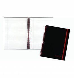 BLACK N' RED BLACK N' RED NOTEBOOK POLYCOVER T/WIRE