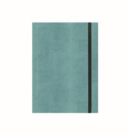 CASPARI CASPARI SNAKESKIN MIST LINED JOURNAL A5