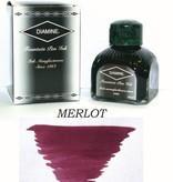DIAMINE DIAMINE MERLOT - 80ML BOTTLED INK