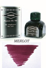 DIAMINE DIAMINE BOTTLED INK 80ML MERLOT