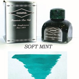 Diamine Diamine Soft Mint - 80ml Bottled Ink