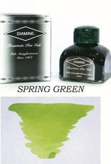 DIAMINE DIAMINE BOTTLED INK 80ML SPRING GREEN
