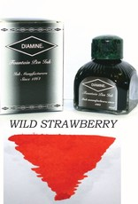 DIAMINE DIAMINE WILD STRAWBERRY - 80ML BOTTLED INK