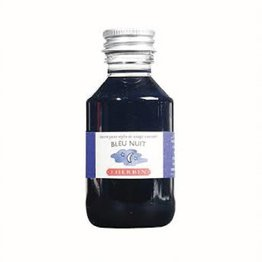 J. HERBIN J. HERBIN BLEU NUIT - 100ML BOTTLED INK