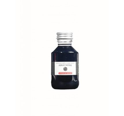 J. HERBIN J. HERBIN PERLE NOIRE - 100ML BOTTLED INK
