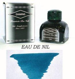 DIAMINE DIAMINE BOTTLED INK 80ML EAU DE NIL