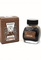 PLATINUM PLATINUM BOTTLED INK CLASSIC KHAKI BLACK