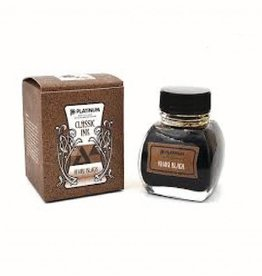 PLATINUM PLATINUM BOTTLED INK CLASSIC KHAKI BLACK