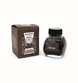 PLATINUM PLATINUM BOTTLED INK CLASSIC SEPIA BLACK