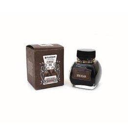PLATINUM PLATINUM CLASSIC SEPIA BLACK - 60ML BOTTLED INK
