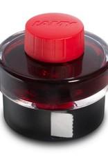 LAMY LAMY BOTTLED INK 50 ML RED