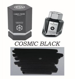 CARAN D'ACHE CARAN D' ACHE BOTTLED INK 50 ML COSMIC BLACK