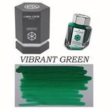 CARAN D'ACHE CARAN D' ACHE VIBRANT GREEN - 50ML BOTTLED INK