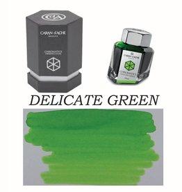 CARAN D'ACHE CARAN D' ACHE DELICATE GREEN - 50ML BOTTLED INK