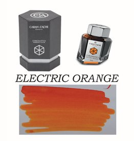 CARAN D'ACHE CARAN D' ACHE BOTTLED INK 50 ML ELECTRIC ORANGE