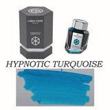 Caran D' Ache Caran D' Ache Hypnotic Turquoise - 50ml Bottled Ink