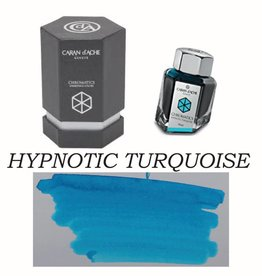 CARAN D'ACHE CARAN D' ACHE HYPNOTIC TURQUOISE - 50ML BOTTLED INK