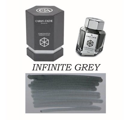 CARAN D'ACHE CARAN D' ACHE INFINITE GREY - 50ML BOTTLED INK