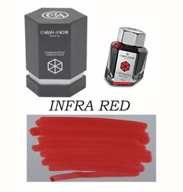 CARAN D'ACHE CARAN D' ACHE BOTTLED INK 50 ML INFRA RED