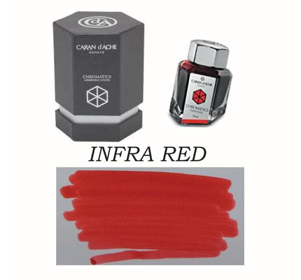 Caran D' Ache Caran D' Ache Infra Red - 50ml Bottled Ink