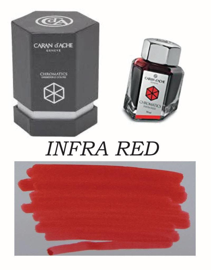 CARAN D'ACHE CARAN D' ACHE BOTTLED INK 50 ML INFRA RED