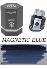 CARAN D'ACHE CARAN D' ACHE INK BOTTLE MAGNETIC BLUE