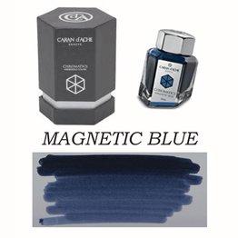 CARAN D'ACHE CARAN D' ACHE MAGNETIC BLUE - 50ML BOTTLED INK