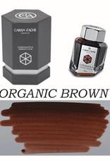 CARAN D'ACHE CARAN D' ACHE INK BOTTLE ORGANIC BROWN
