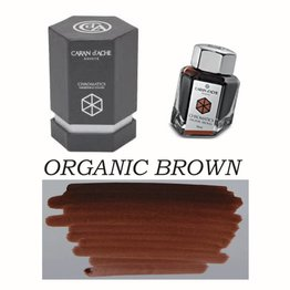 Caran D' Ache Caran D' Ache Organic Brown - 50ml Bottled Ink