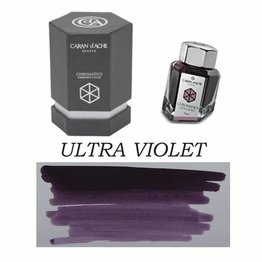 CARAN D'ACHE CARAN D' ACHE ULTRA VIOLET - 50ML BOTTLED INK