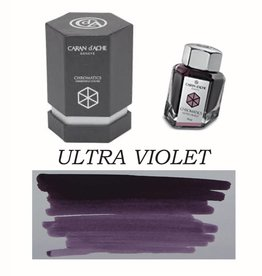 CARAN D'ACHE CARAN D' ACHE BOTTLED INK 50 ML ULTRA VIOLET