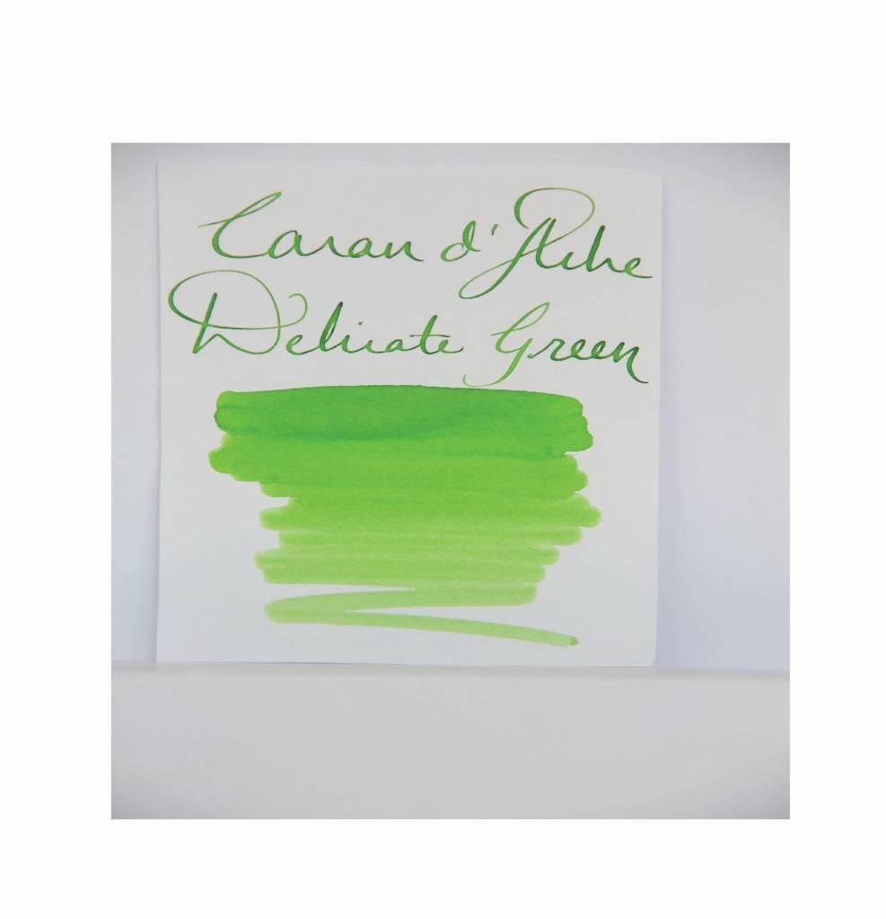 CARAN D'ACHE CARAN D' ACHE INK BOTTLE DELICATE GREEN
