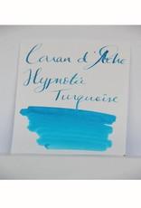 CARAN D'ACHE CARAN D' ACHE INK BOTTLE HYPNOTIC TURQUOISE