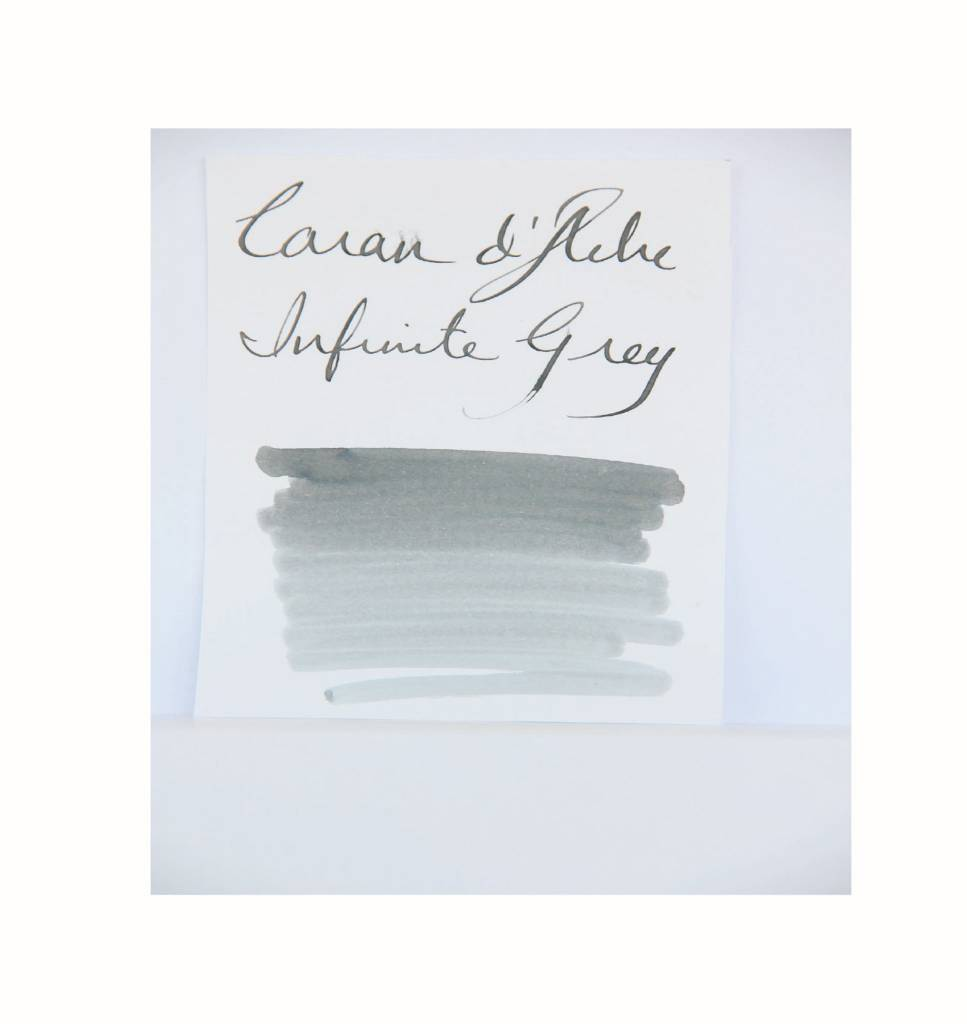 CARAN D'ACHE CARAN D' ACHE INK BOTTLE INFINITE GREY