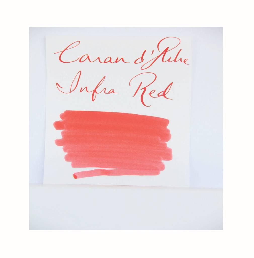 CARAN D'ACHE CARAN D' ACHE INK BOTTLE INFRA RED