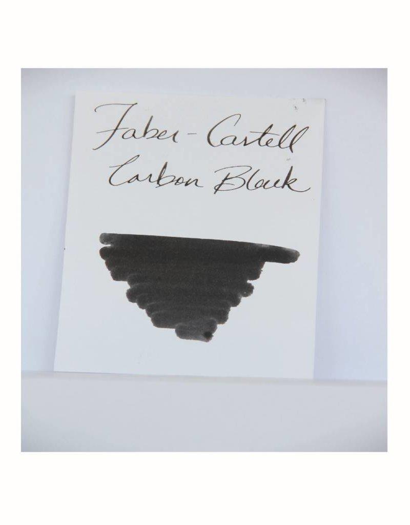 FABER-CASTELL GRAF VON FABER-CASTELL BOTTLED INK 75 ML CARBON BLACK