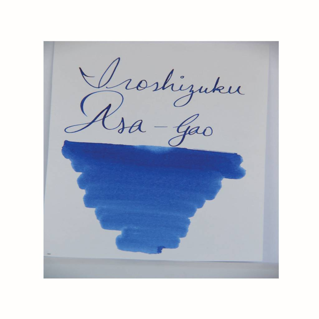 PILOT PILOT IROSHIZUKU ASA-GAO MORNING GLORY 50 ML BOTTLED INK